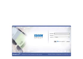 helpdesk.edison-bd.com