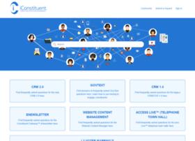 helpdesk.iconstituent.com