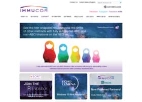 helpdesk.immucor.com