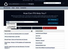helpdesk.mines.edu