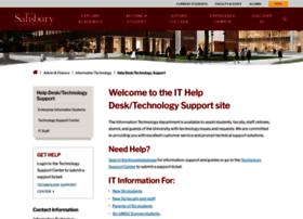 helpdesk.salisbury.edu