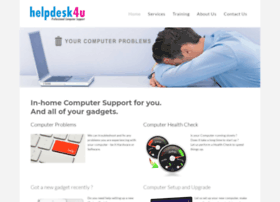 helpdesk4u.co.uk