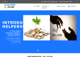 helpersclub.org