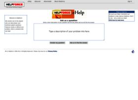 helpforce.com