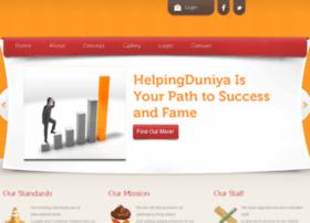 helpingduniya.com