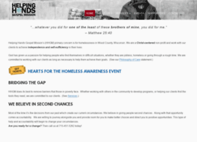helpinghandsgospelmission.org