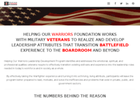 helpingourwarriors.org