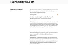 helpingthings.com