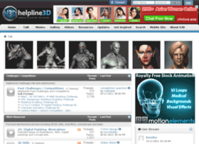 helpline3d.com