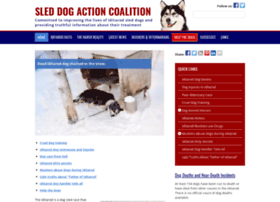 helpsleddogs.org