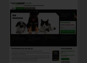 helpucover.co.uk