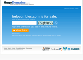 helpzombies.com