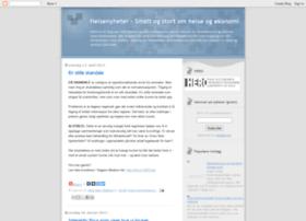 helsenyheter.blogspot.com