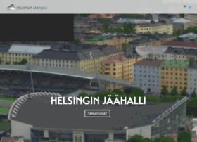helsinginjaahalli.fi