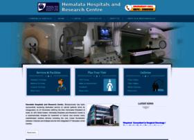 hemalatahospitals.com