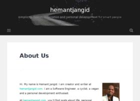 hemantjangid.com