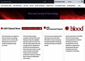 hematologylibrary.org