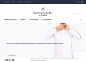 hemdschneider.de