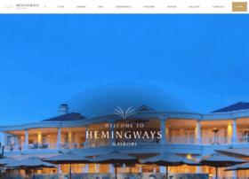 hemingways-nairobi.com