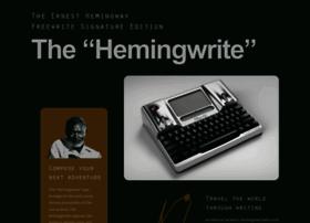 hemingwrite.com
