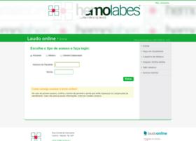 Hemolabes.bioslab.com.br