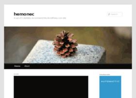 hemonec.wordpress.com