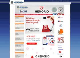 hemorio.rj.gov.br