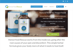 hemorrhoidrescue.com