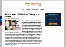 hemorrhoidshelp.net