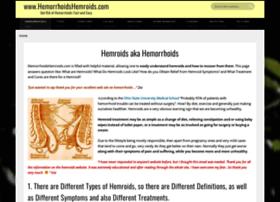 hemorrhoidshemroids.com
