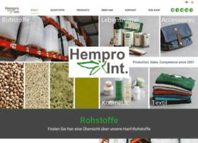 hempro.com