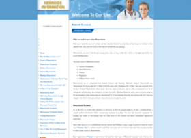 hemroids-information.com