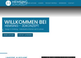 hemsing-3dkonzept.de