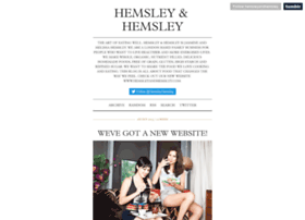 hemsleyandhemsley.tumblr.com