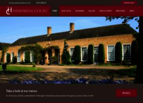 hemswellcourt.com
