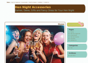 hen-night-accessories.co.uk