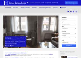 henaoinmobiliaria.com