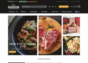 hendersonfinefoods.com