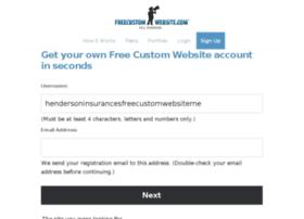hendersoninsurances.freecustomwebsite.me