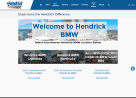hendrickbmw.com