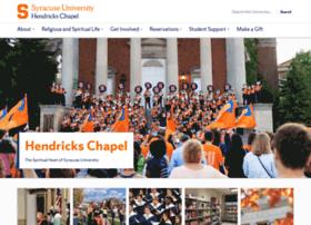 hendricks.syr.edu