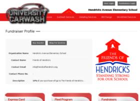 hendricks.universitycarwashjax.com