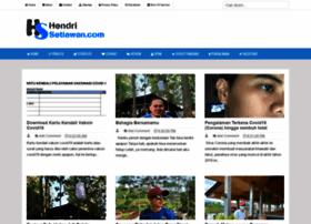 hendrisetiawan.com