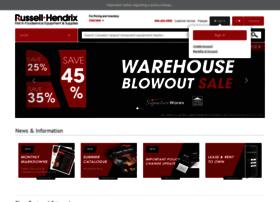 hendrixequip.com