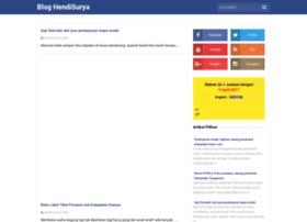 hendsoe.blogspot.com