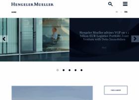 hengeler.com