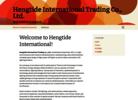 hengtide.com