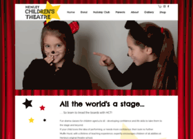 henleychildrenstheatre.co.uk