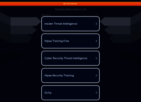 henleyconferences.co.uk