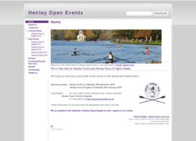 henleyopenevents.co.uk